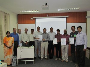 MoU between IISc, RAC-F, EMBARQ and Gubbi Labs